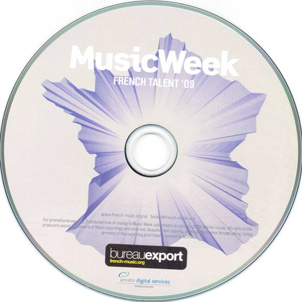 Musicweek french talent 2009 ay for Housse de racket oh yeah